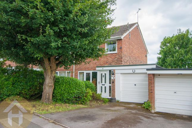 Semi-detached house for sale in Green Park, Royal Wootton Bassett, Swindon