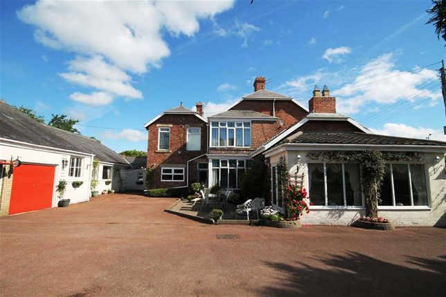 Thumbnail Semi-detached house for sale in New Road, Crook, Co Durham