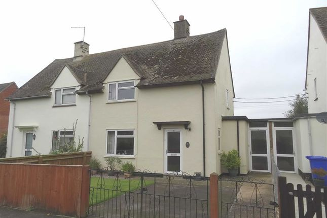 2 bed semi-detached house for sale in Westhorp, Greatworth, Oxon