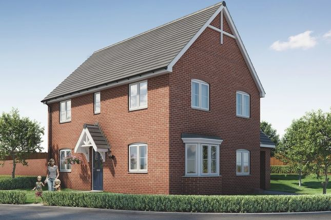 Thumbnail Detached house for sale in The Lawling, Meadow Rise, London Road, Braintree Essex