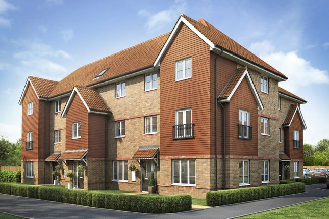 Thumbnail Flat for sale in The Rhymany Apartments, Didcot
