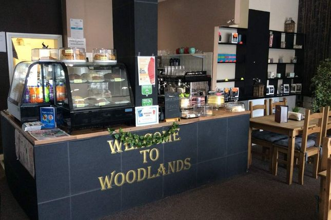 Thumbnail Restaurant/cafe for sale in 44 Glasgow Road, Paisley