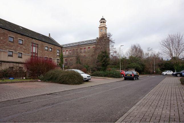 Street Scene of Caledonian Court, Eastwell Road, Lochee, Dundee DD2