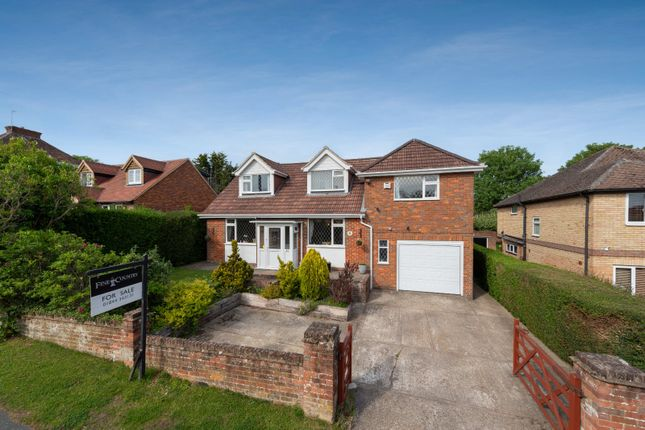 Thumbnail Detached house for sale in Inkerman Drive, Hazlemere, High Wycombe, Buckinghamshire