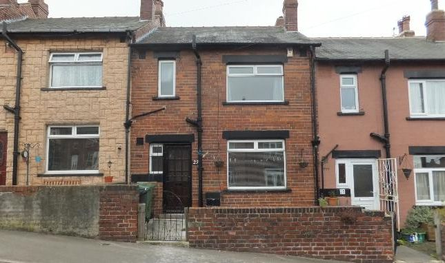 Thumbnail Terraced house to rent in Silver Royd Terrace, Armley, Leeds