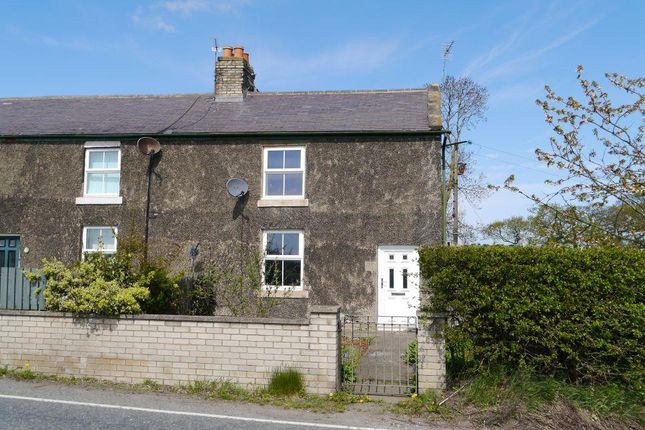 Thumbnail End terrace house to rent in Callerton Lane End Cottages, Newcastle Upon Tyne