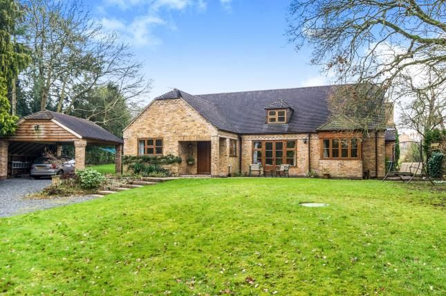 Thumbnail Detached house for sale in Wyson, Brimfield, Ludlow, Shropshire