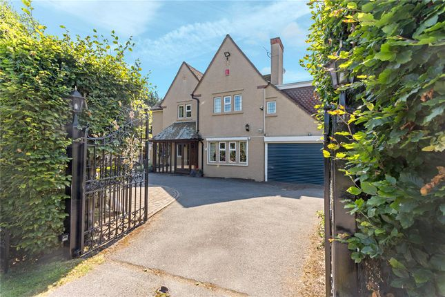Thumbnail Detached house for sale in Abbotswood, Evesham, Worcestershire