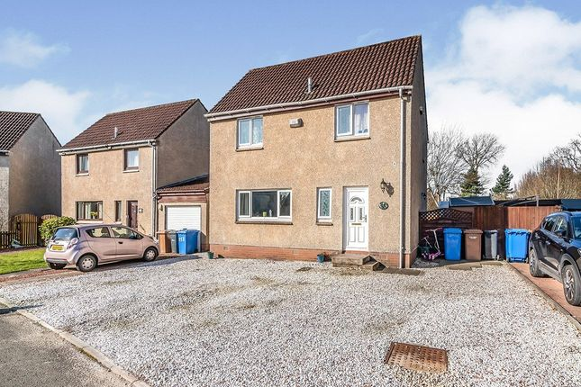 Thumbnail Detached house for sale in Bankton Park East, Livingston, West Lothian