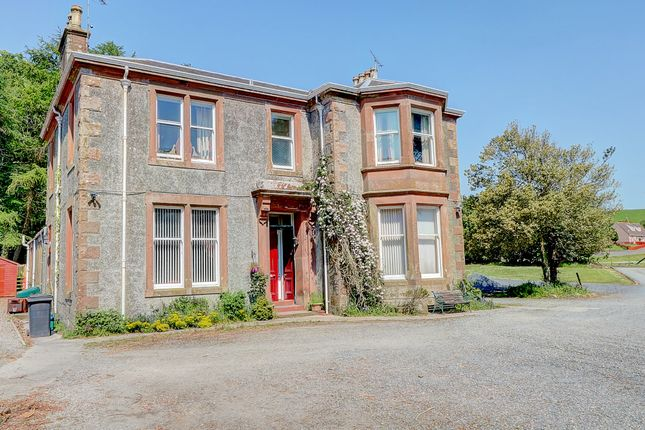 Thumbnail Flat for sale in Dunragit, Stranraer