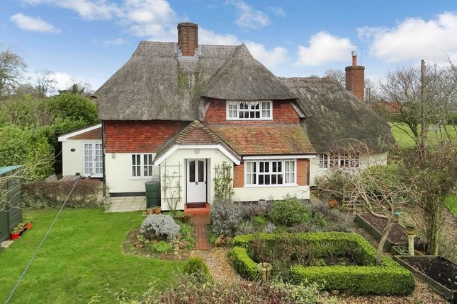 Thumbnail Cottage for sale in East Garston, Hungerford