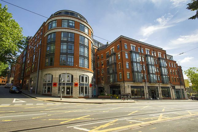 Thumbnail Flat for sale in Weekday Cross, Nottingham