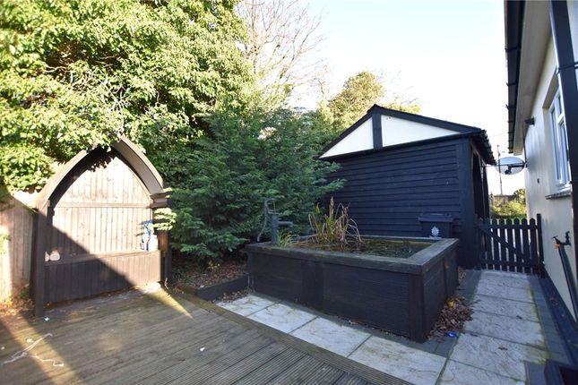 Garden of Harwich Road, Little Clacton, Clacton-On-Sea CO16