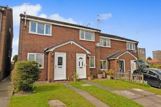 Thumbnail Mews house for sale in Howe Street, Macclesfield