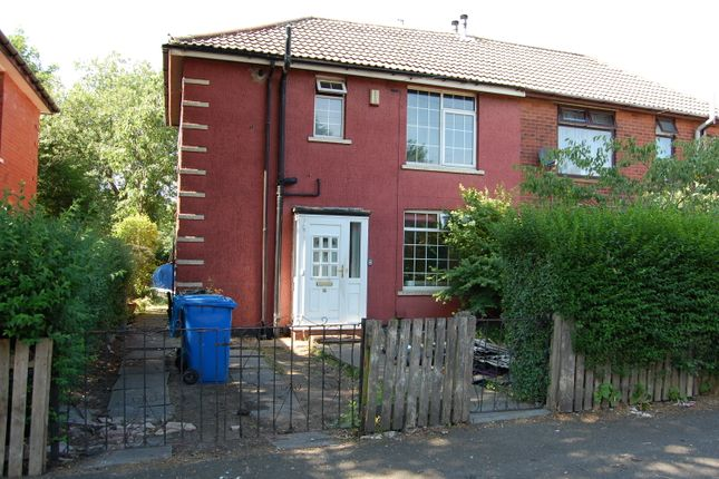 Thumbnail Semi-detached house to rent in Denver Road, Rochdale