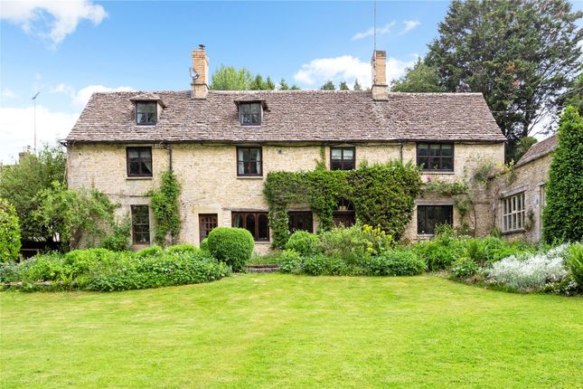 Thumbnail Detached house for sale in Fossebridge, Nr Northleach, Gloucestershire