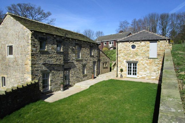 Thumbnail Barn conversion for sale in Milnrow Road, Shaw, Oldham
