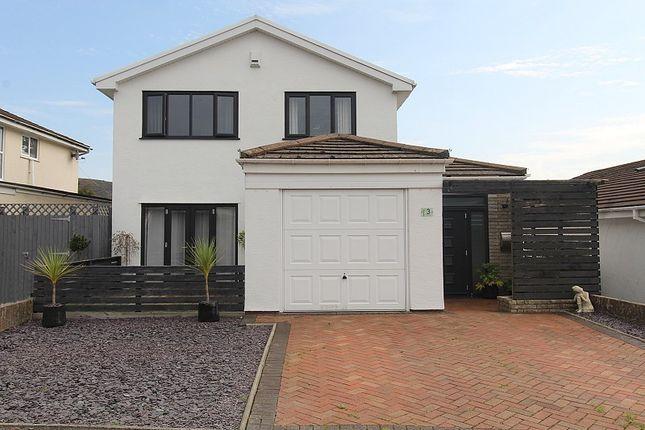 Thumbnail Detached house for sale in Pine Court, Talbot Green, Pontyclun, Rhondda, Cynon, Taff.