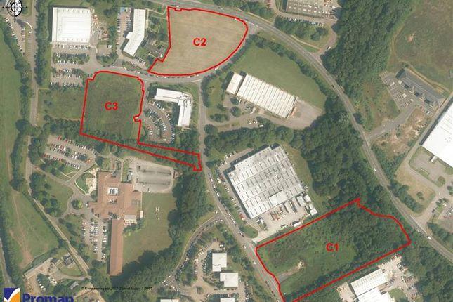 Thumbnail Commercial property for sale in Brangwyn Avenue, Llantarnam, Cwmbran