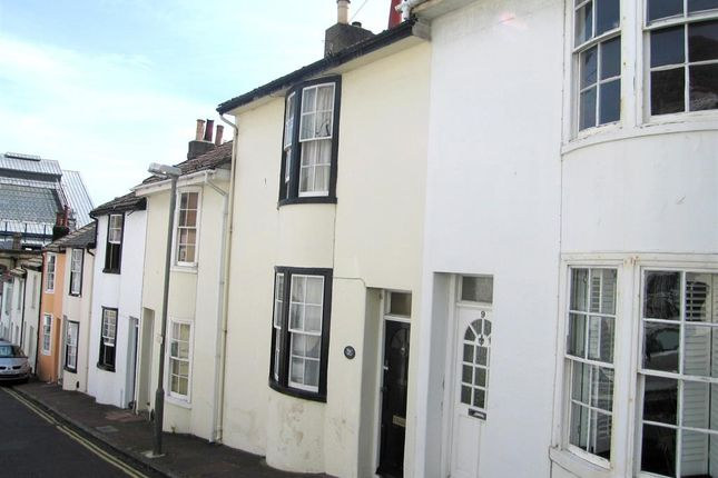 Thumbnail Terraced house for sale in Terminus Street, Brighton