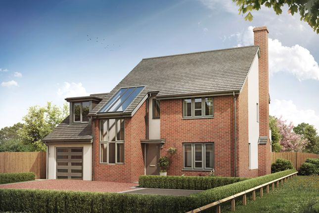 Thumbnail Detached house for sale in Birch Coppice, Droitwich