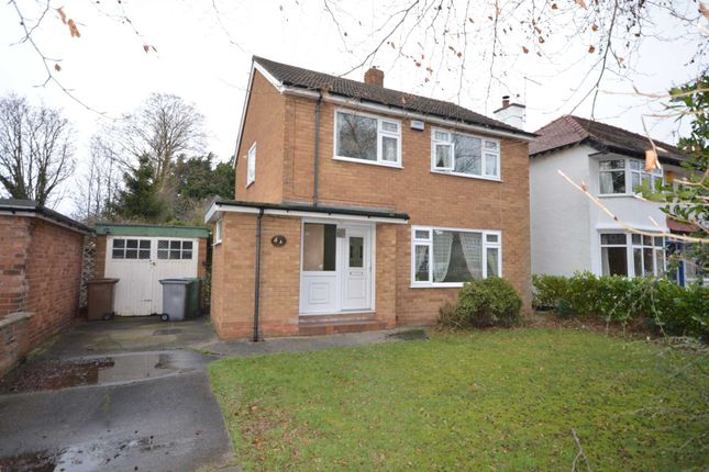 Thumbnail Detached house for sale in Adaston Avenue, Eastham, Wirral