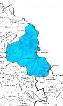 Accent Area Map of Bridge Street, Boroughbridge, York YO51