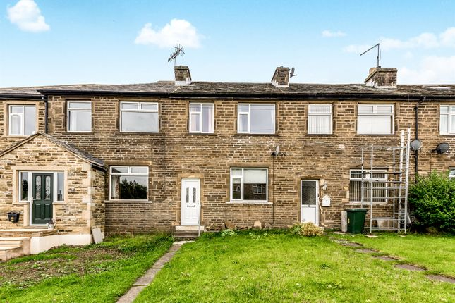 3 bed terraced house for sale in Manywells Crescent, Cullingworth, Bradford