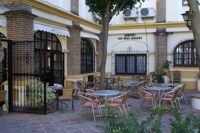 Terrace Peppers of Spain, Málaga, Fuengirola
