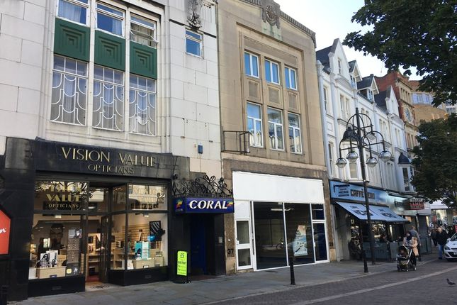 Thumbnail Retail premises to let in St Sepulchre Gate, Doncaster