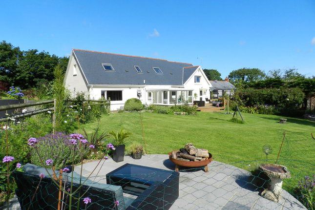 Thumbnail Bungalow for sale in Sorrento, Targate Hill, Freystrop, Haverfordwest