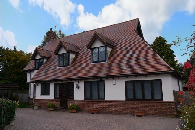 Thumbnail Detached house to rent in Glebe Road, Cumnor, Oxford