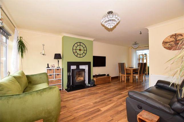 Thumbnail End terrace house for sale in Robins Close, Lenham, Maidstone, Kent