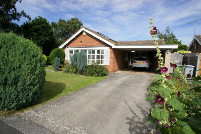 Thumbnail Bungalow to rent in The Lawns, Collingham, Newark