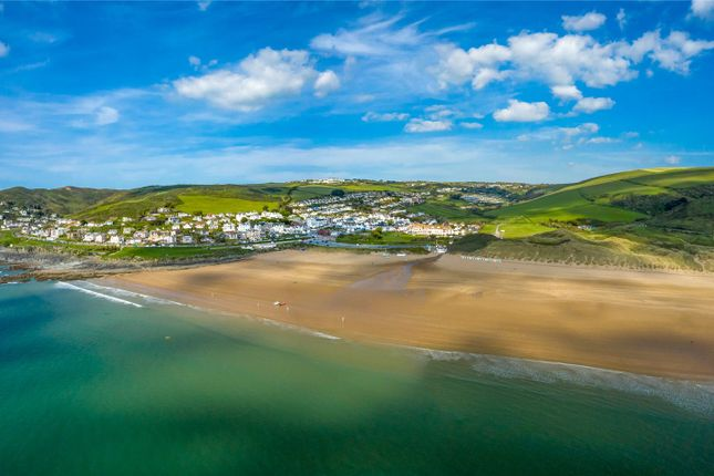 2 bedroom flat for sale in Byron Apartments, Beach Road, Woolacombe, Devon
