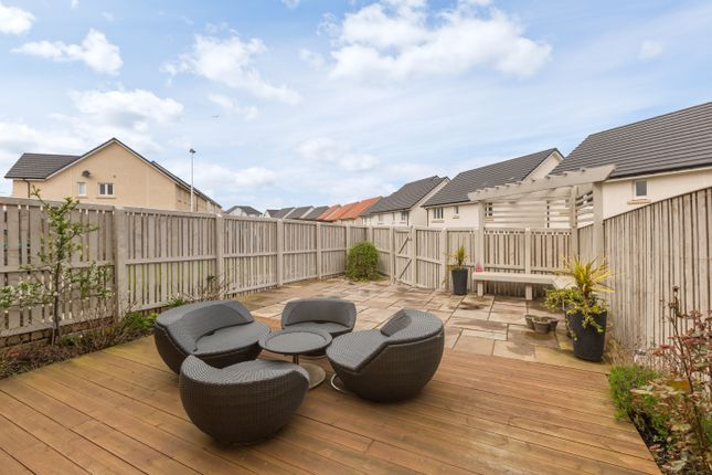 Rear Garden of Portmore Drive, Liberton, Edinburgh EH16