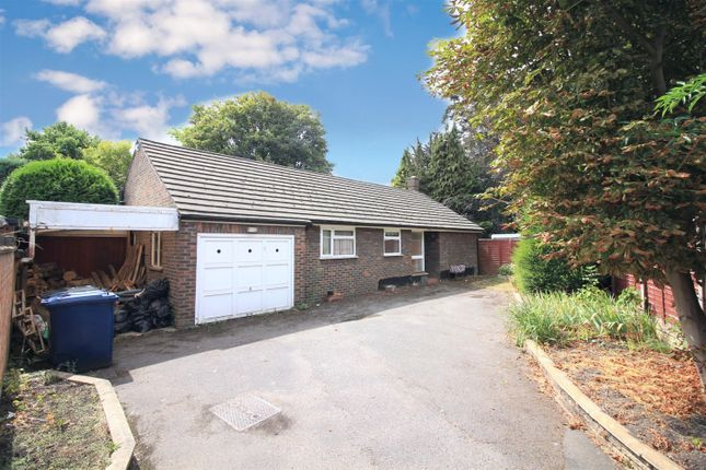 Thumbnail Detached bungalow for sale in Manston Avenue, Norwood Green
