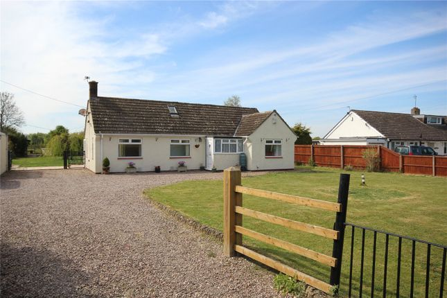 Thumbnail Bungalow for sale in Homedowns, Tewkesbury, Gloucestershire