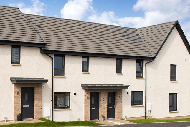 "Thumbnail Terraced house for sale in ""Bonnyton"" at Frogston Road East, Edinburgh"