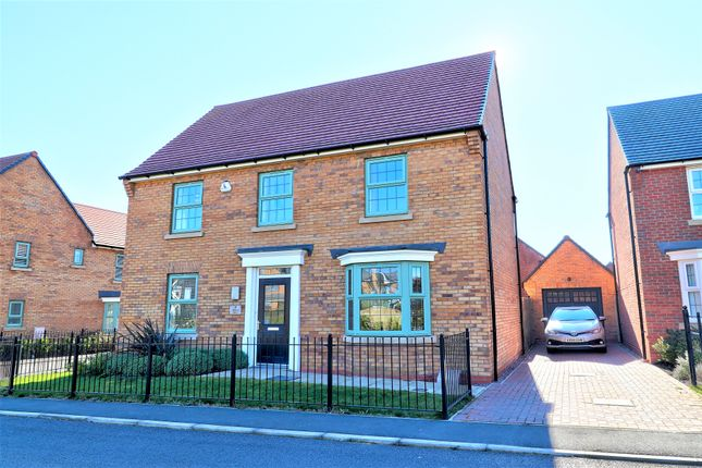 Thumbnail Detached house for sale in Arnold Drive, Corby