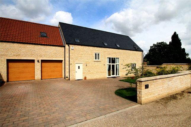 Thumbnail Barn conversion for sale in Main Street, Yarwell, Peterborough