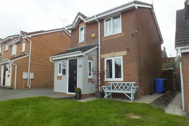 Thumbnail Detached house for sale in Hurricane Grove, Tunstall, Stoke-On-Trent