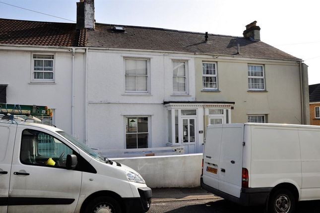 Thumbnail Property to rent in Basset Street, Falmouth