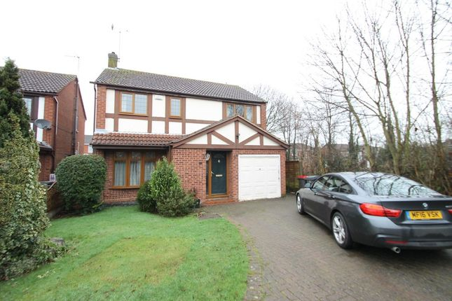 4 bed detached house for sale in Northcote Walk, Atherstone