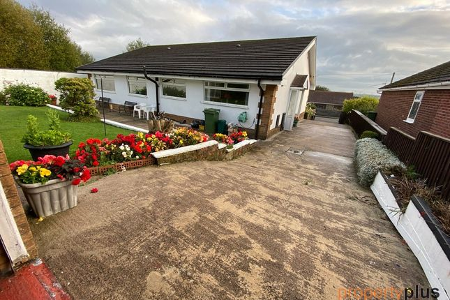 Thumbnail Detached bungalow for sale in Maes Y Bryn, Tonyrefail -, Porth