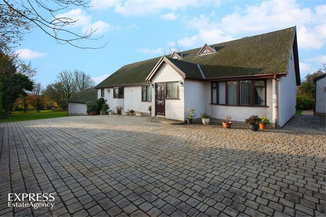 Thumbnail Detached house for sale in Chapel Lane, Overton, Morecambe, Lancashire