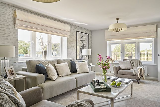 "3 bedroom detached house for sale in ""The Spruce "" at Lynchet Road, Malpas"