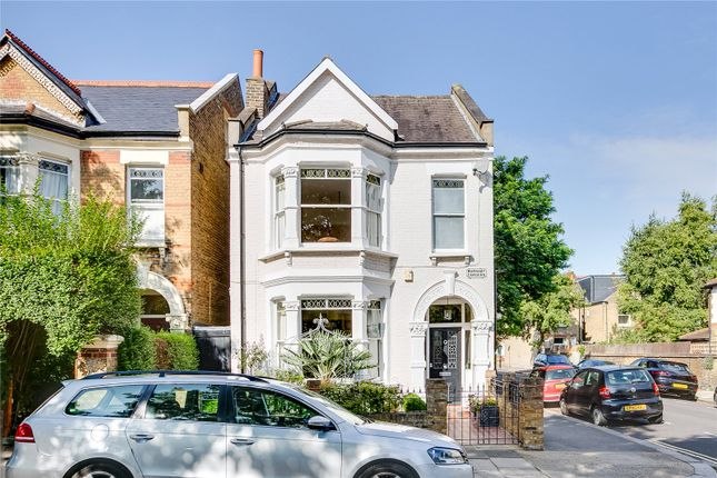 Thumbnail Detached house for sale in Burnaby Gardens, Chiswick, London