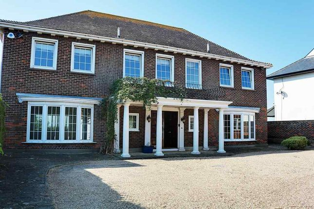 Thumbnail Detached house for sale in Lodwick, Shoeburyness, Southend-On-Sea