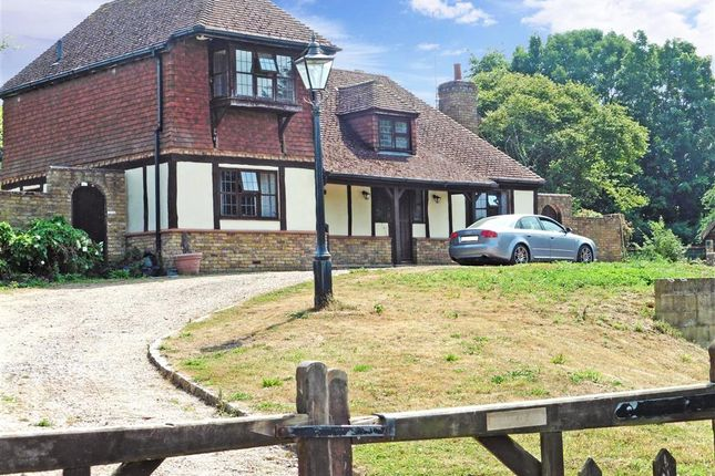 Thumbnail Detached house for sale in Button Street, Swanley, Kent